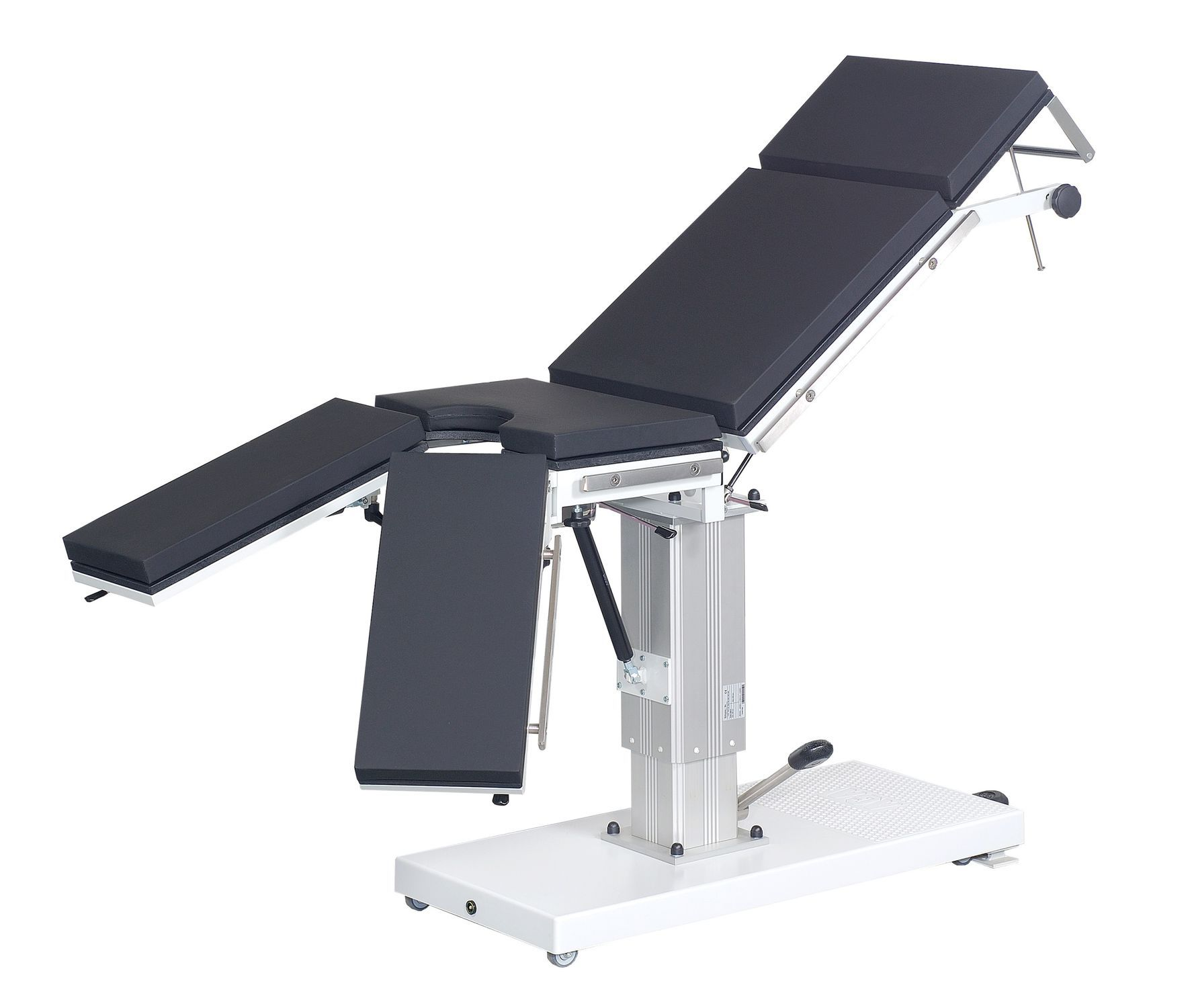 Gyn. OP Tisch Power Mat hydraulisch höhenverstellbar