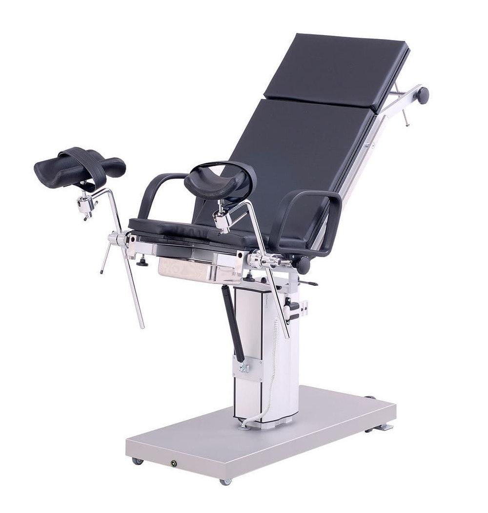 Gyn. OP Tisch Power Mat elektrisch höhenverstellbar