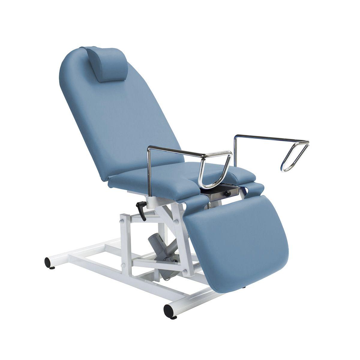 Gyn. Behandlungsstuhl - elektrisch verstellbar - preiswert
