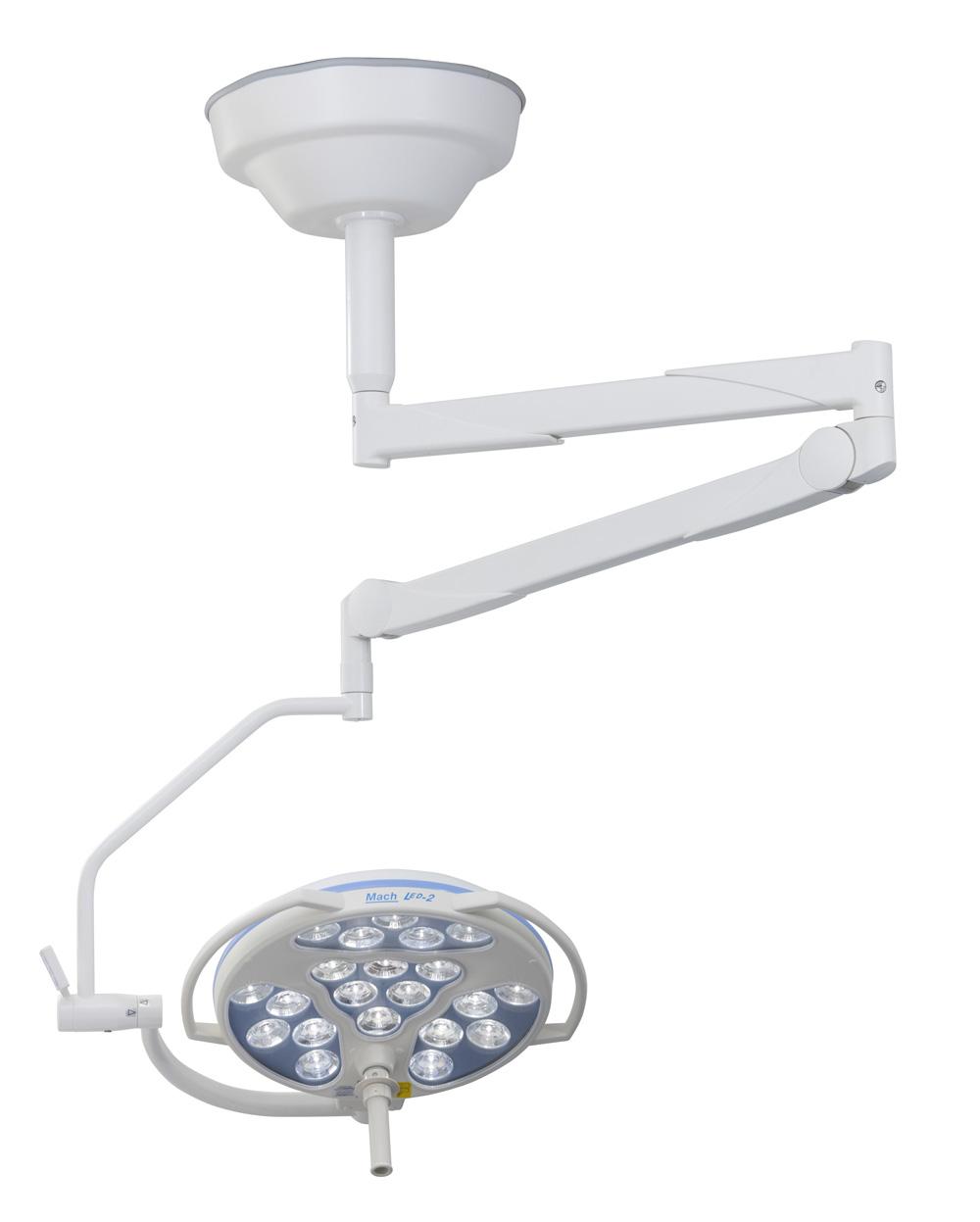 OP Leuchte Mach LED 12 Smart Decken OP Lampe